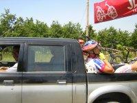 Recupero ciclisti