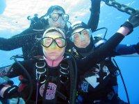 Corsi diving