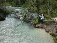 Alle sponde del fiume