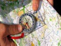 bussola e mappa