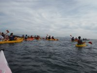 Marine kayak