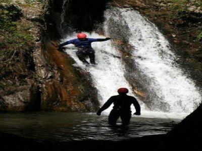 River Tours Südtirol Canyoning