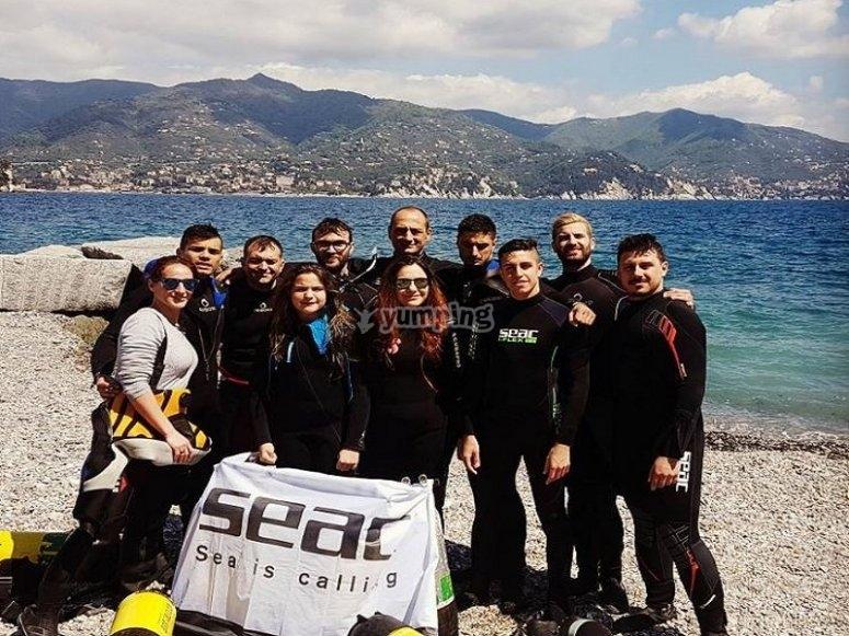 Corso Advanced Open Water con immersioni di gruppo