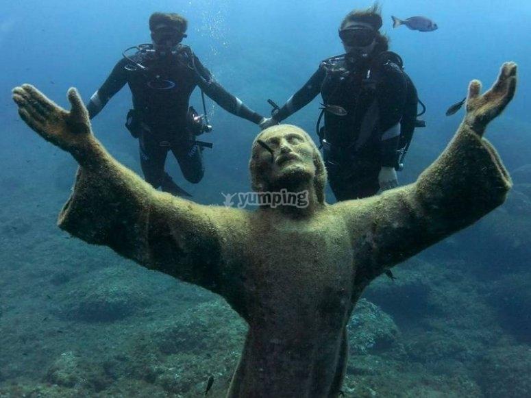 Corso PADI per immersioni profonde