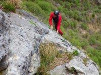 scalata della placca