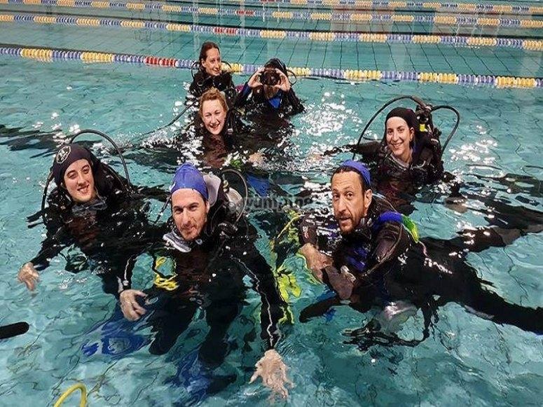 Corso di soccorso subacqueo PADI