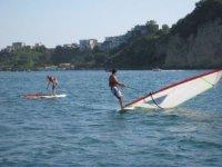 Windsurf a Bacoli