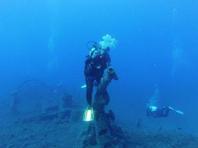 Corsi per immersioni tecniche TecRec PADI a Milano