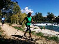 camminata lungo il torrente