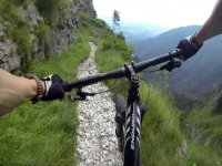 sentieri in mountain bike