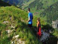 trekking sul monte grappa