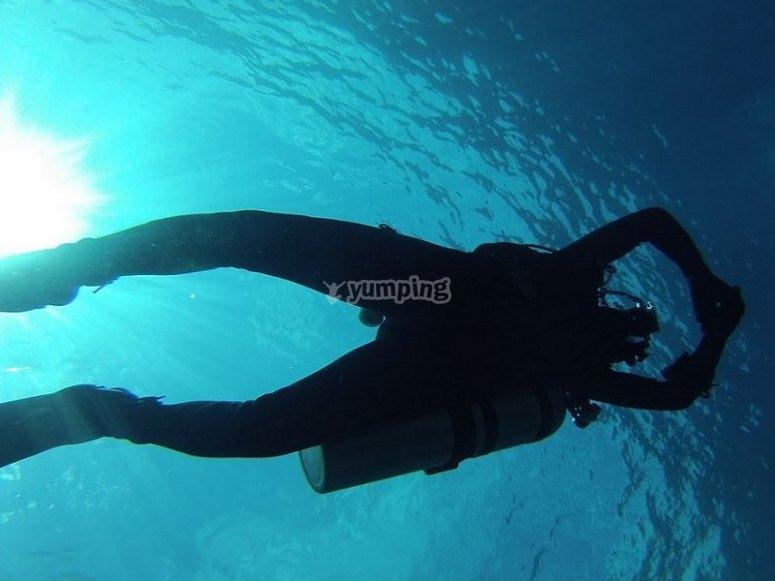 Corso di immersioni con Nitrox