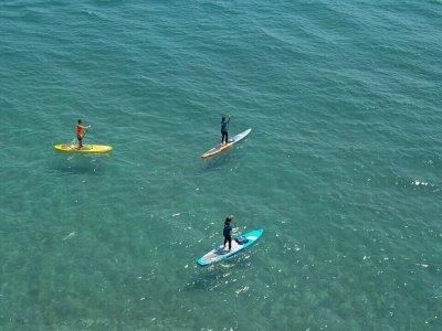 Noleggio materiale Paddle Surf 1 ora Albenga