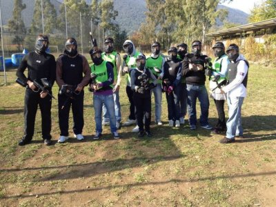 Sclavia Paintball