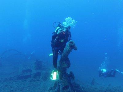 Corso specialità PADI Wreck Diver 2 giorni Milano