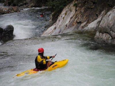 Rafting Aosta Valley Kayak