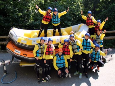 Rafting Aosta Valley Rafting