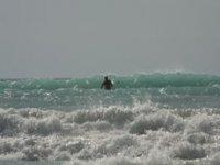 Tra le onde con il sup