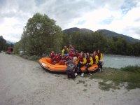 rafting che passione