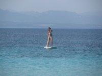 Uscite con il paddle surf