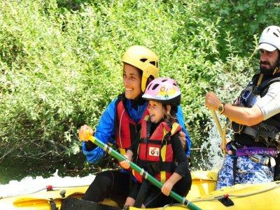 Escursione in canoa 1 giornata, Terra delle Sirene