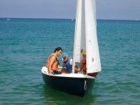 Teaching boats
