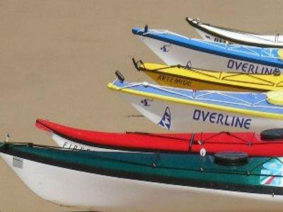 Noleggio canoa all' Isola delle Femmine per 1 ora