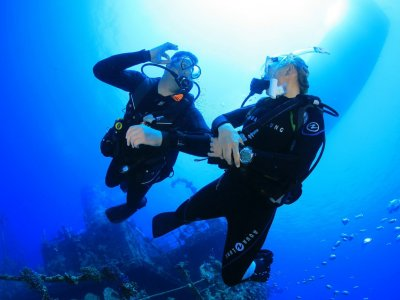 Review course of Open Water Diving in Milan
