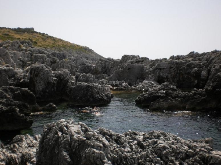 The coast and its secrets