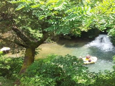 Escursione in canoa e birdwatching fiume Sele 3ore