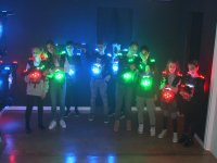 Team di laser game