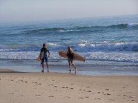 Coppia di Surfisti