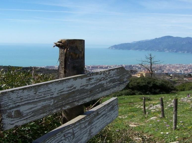 Escursione con tiro con l arco vicino Vietri sul Mare