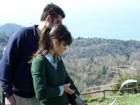 Sessione di tiro con l arco e trekking nel parco naturale dei colli Montena