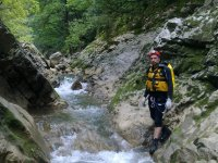 Risalendo il fiume