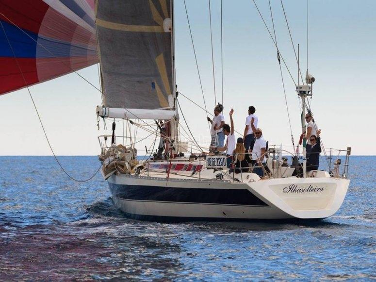 Gita in barca a San Remo