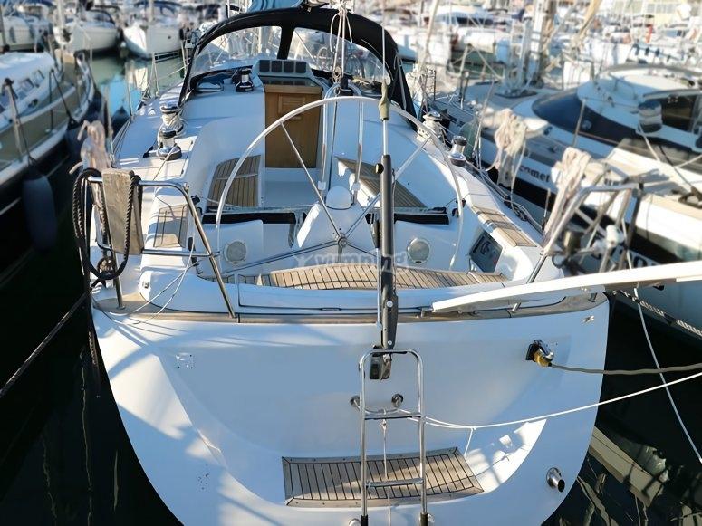 La barca è pronta