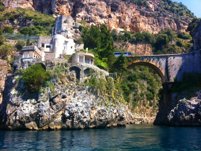escursione in barca ad amalfi
