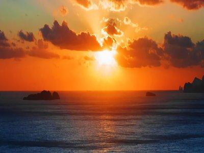 Tour della costa al tramonto da Positano