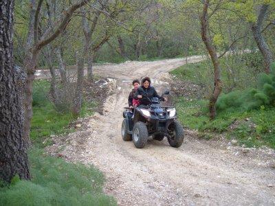 Agri Moto Touring Casale Valle Agnese Quad