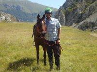 Scoprendo l Abruzzo a cavallo