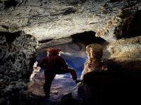 Speleology itineraries