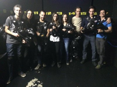 Xcalibur Rivoli Laser Game