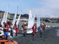 Pronti per la regata