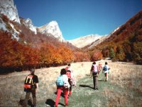 Trekking in Italy and abroad
