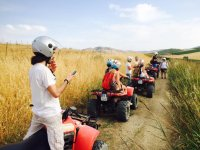 Excursion in the countryside