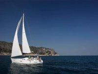 excursion in the Ligurian sea