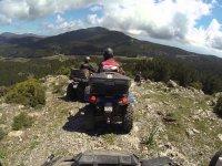 Salendo le colline