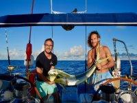 Pesca abbondante