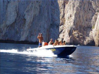 Il Quinto Moro Escursione in Barca